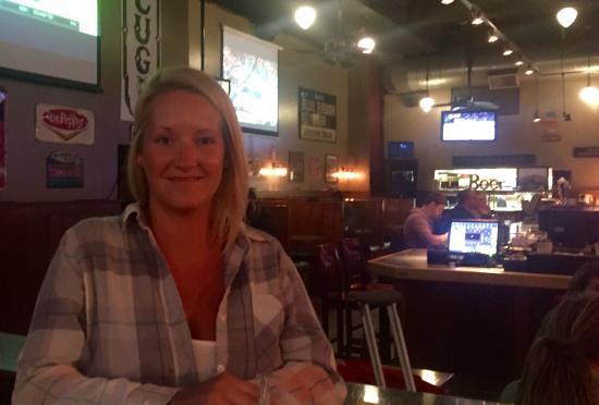 Corner Bar: Super Server Andria, Amazing Lady From The Iron Range