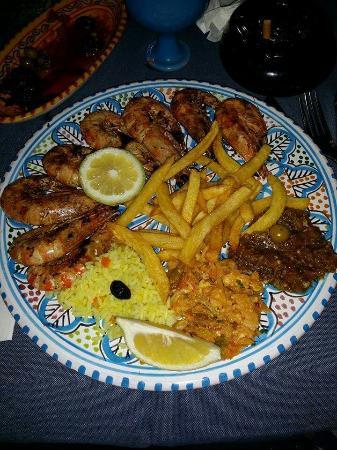 Фотография Djerba-Sidi Ali Restaurant