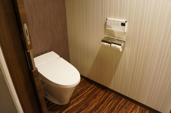 Richmond Hotel Premier Tokyo Oshiage: Toilet is clean and separated