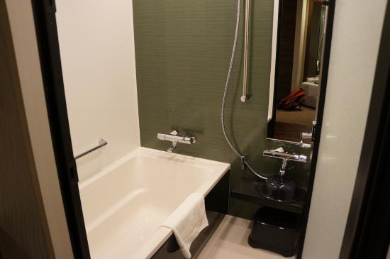 Richmond Hotel Premier Tokyo Oshiage: Brand new bath room with bathing tub
