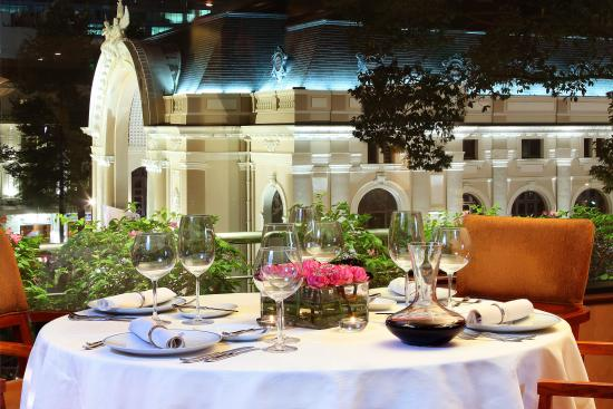 Caravelle Saigon - Reflections Fine Dining