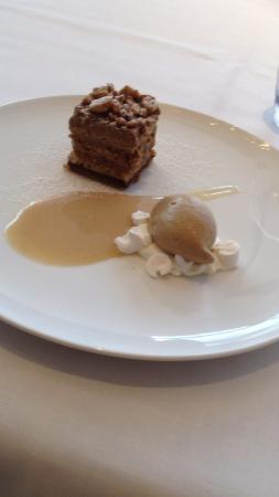 Ginza L'Ecrin: Dessert
