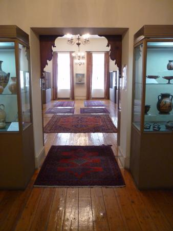 Pierides Museum - Bank of Cyprus Cultural Foundation: Museum interior - a lovely 'feel' to it