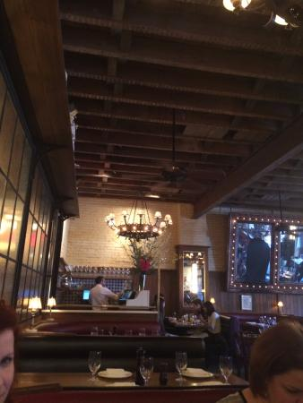 The Ludlow New York City: Dirty French restaurant