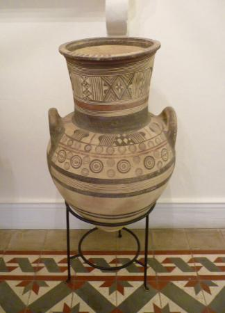 Pierides Museum - Bank of Cyprus Cultural Foundation: Storage jar