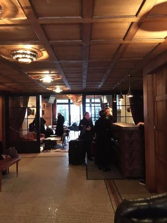 The Ludlow New York City: Check-in