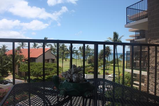 Kauhale Makai, Village by the Sea: View from our lanai