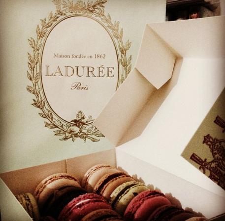 Laduree: Your Fancy Macarons