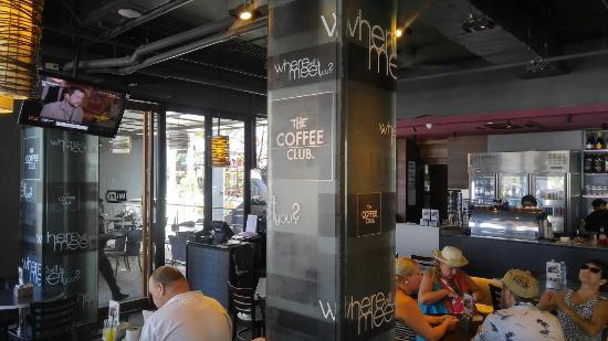 The Coffee Club - Jungceylon: Good Food, Great Service & Excellent Coffee, what more could you ask for?