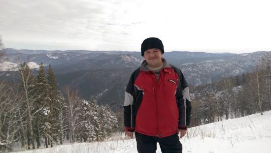 Гора Церковка: На самой вершине