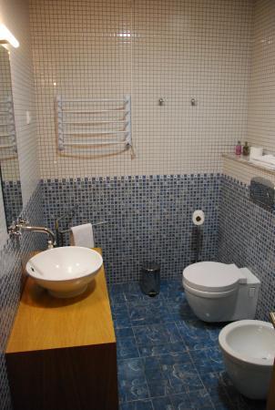 Moinho da Ponte Velha: Vista geral wc