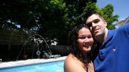 Winstead Inn and Beach Resort: Winstead Inn pool.