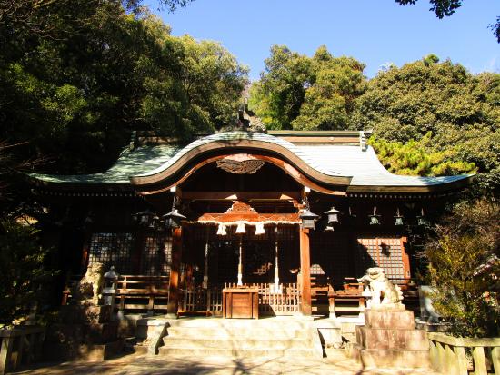 Tarumi Shrine
