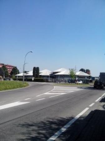 Parabiago, Italie : via santa maria