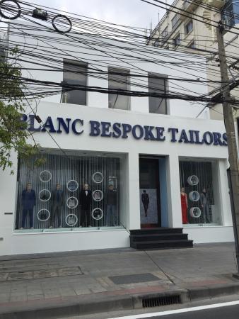 Blanc Bespoke Tailors