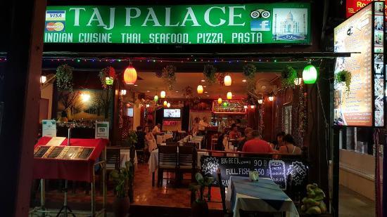 Taj Palace Indian Restaurant Ao Nang Reviews Phone Number Photos Tripadvisor