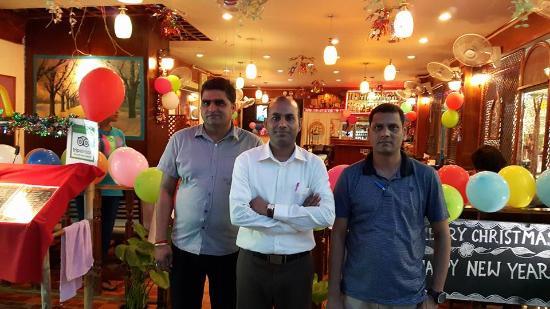 Taj Palace Indian Restaurant Staff