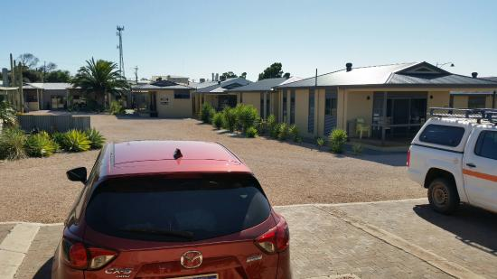 Streaky Bay Motel & Villas: View of grounds