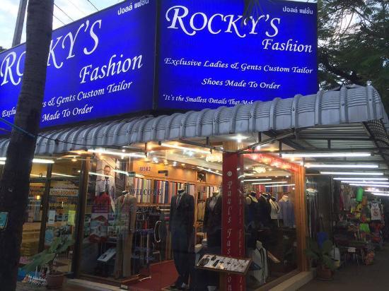Rocky's Fashion
