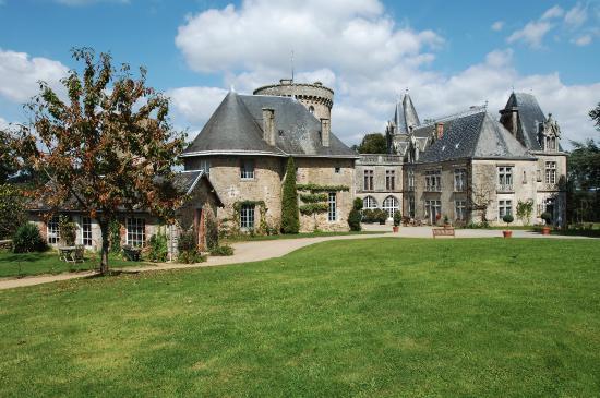 Chateau de la Flocelliere: Le Pavillon à louer