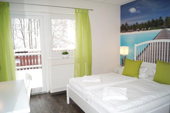 Hotel & Restaurant Schanzenhaus: Themenzimmer Karibik