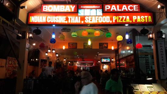 BOMBAY PALACE INDIAN RESTAURANT