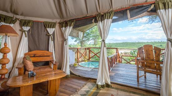 Elephant Bedroom Camp Updated 2017 Prices Campground Reviews Kenya Samburu National Reserve