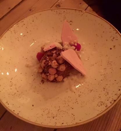 Claude's Kitchen: chocolate bomb