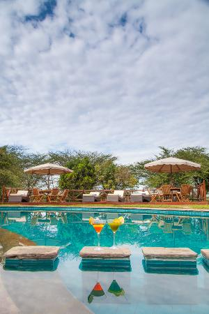 Tipilikwani Mara Camp - Masai Mara: Swimming Pool
