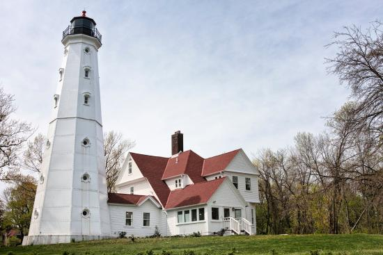 Country Inn & Suites By Carlson, Milwaukee West (Brookfield): Milwaukee North Point Lighthouse