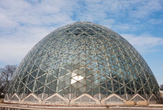 Country Inn & Suites By Carlson, Milwaukee West (Brookfield): Milwaukee Mitchell Park Dome