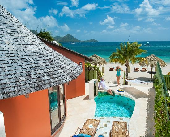 sandals grande st lucian spa beach resort rodney bay. Black Bedroom Furniture Sets. Home Design Ideas