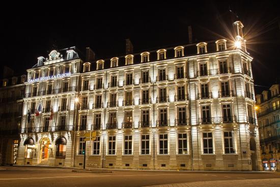Grand Hotel La Cloche Dijon - MGallery Collection : Façade Grand Hôtel La Cloche