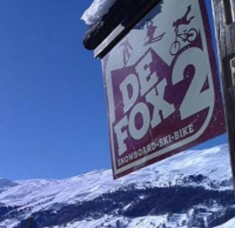 Defox2 - Ski -Snowboard-Bike Rental