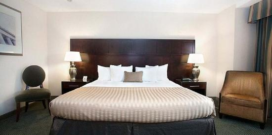 Capital Plaza Hotel: 1 King Bed Room