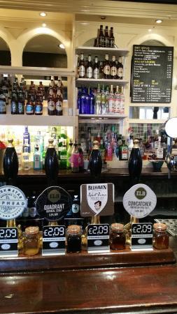 Mitcham Road Pub Restaurants