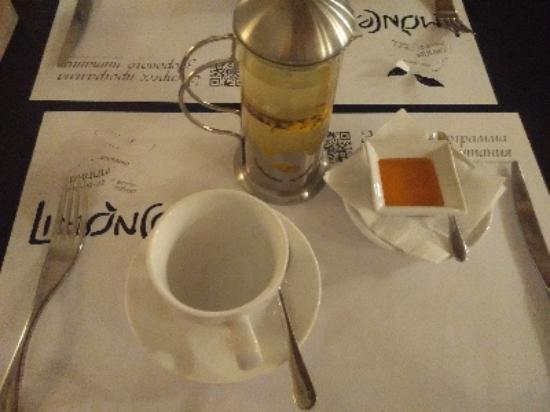 Limoncello: Мой любимый чай