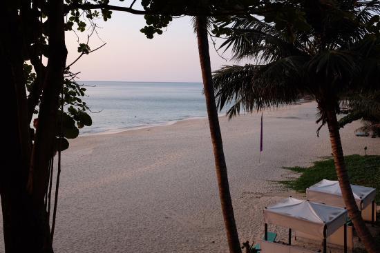 Andaman White Beach Resort: View from room