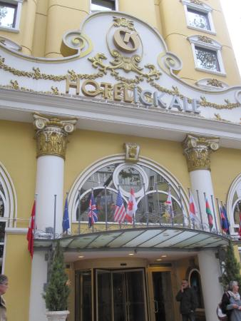 Ickale Hotel: ankara magnifique hotel en centre ville
