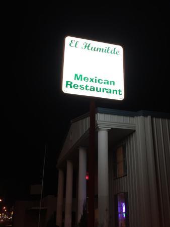 El Humilde Mexican Restaurant