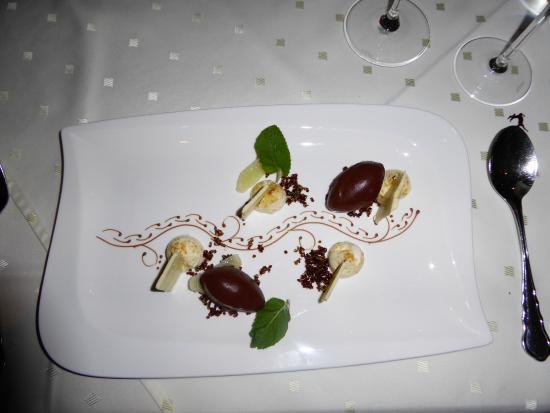 Hotel Hirschen: Dessert ein Genuss