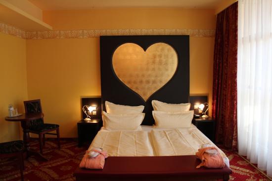 Riverside City Hotel: Standard Doppelzimmer