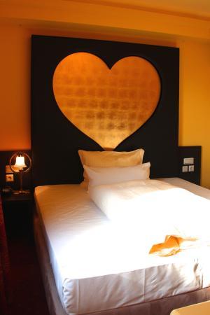Riverside City Hotel: Standard Einzelzimmer Queensize