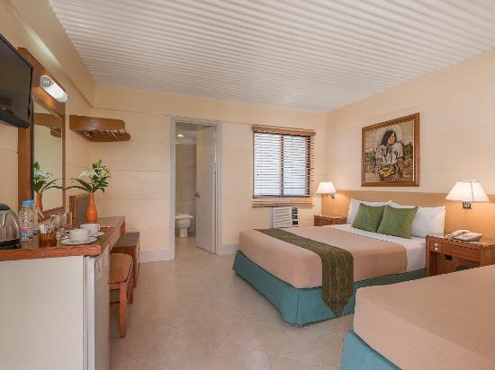 Patio Pacific Boracay: Patio Pacific Deluxe Room