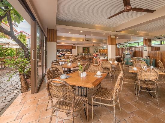 Patio Pacific Boracay: Patio Pacific Garden Cafe