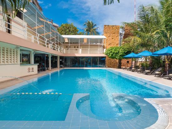 Patio Pacific Boracay: Patio Pacific Swimming Pool