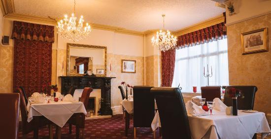The Park Hotel: Dinning room
