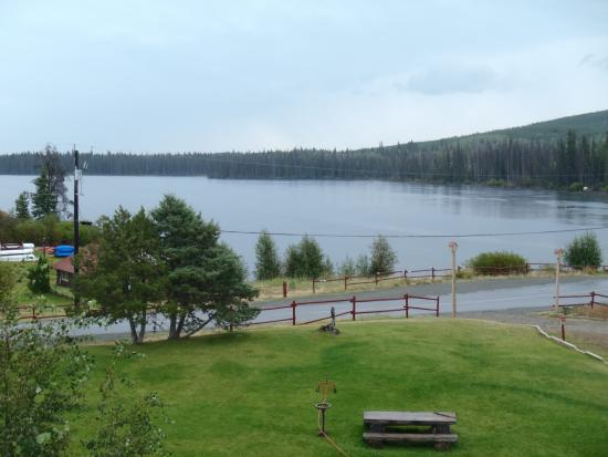 Lac le Jeune Resort: View from room