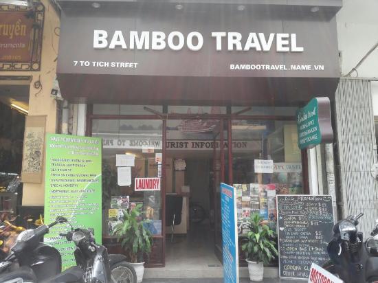 Bamboo Travel - Day Tours