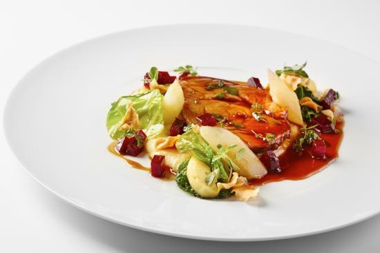 MG Restaurant: Pork neck from our menu
